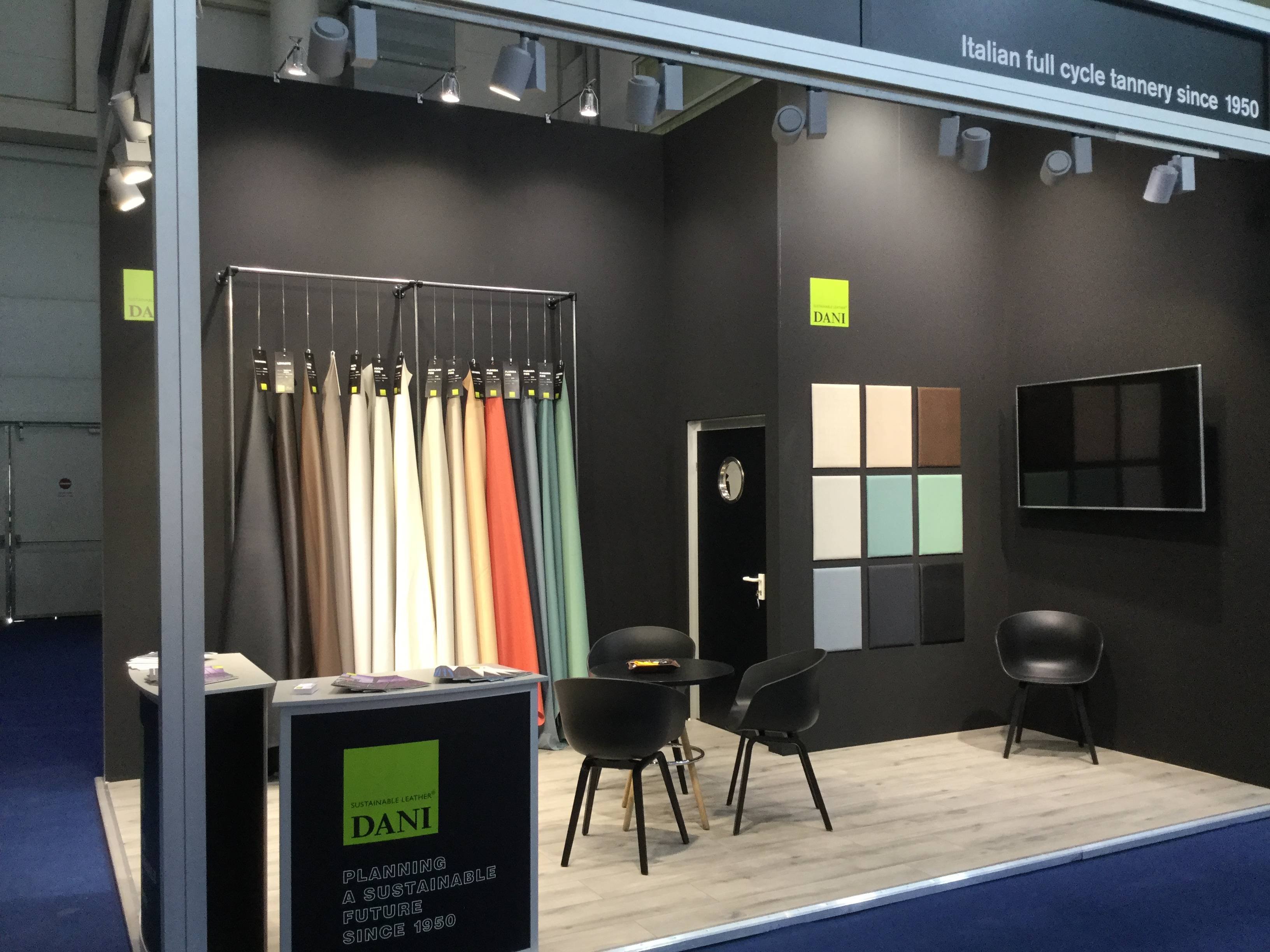 our Stand at AIX Hamburg